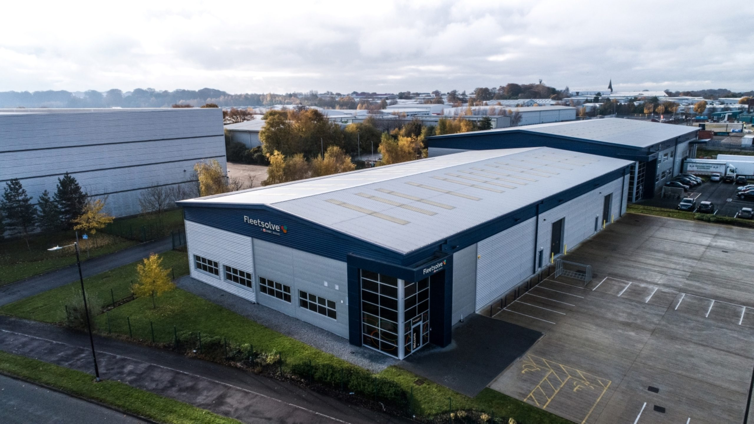Fleetsolve Signs Partnership Deal with MAN Rollo BV