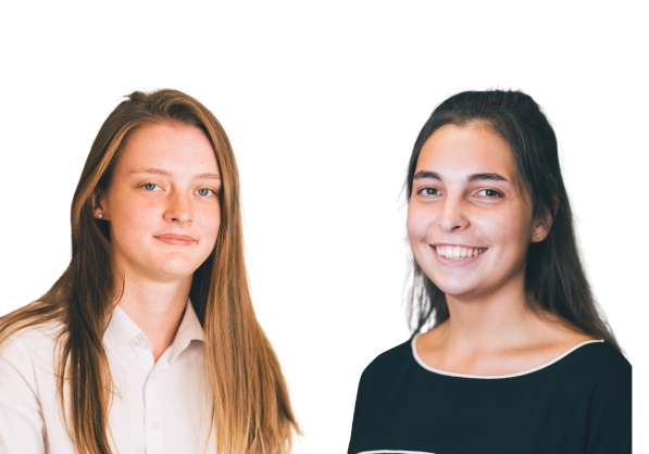 TWO YOUNG FEMALE ENGINEERS SAY APPRENTICESHIPS ARE A KEY ROUTE TO STEM DIVERSITY