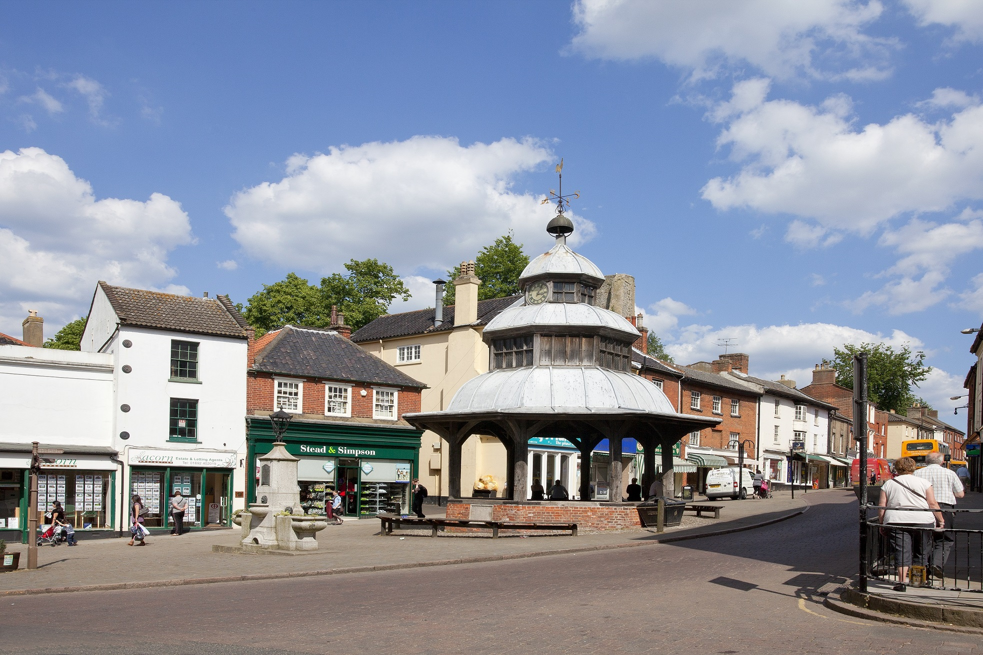 Placemaking to Begin for the North Walsham High Street Heritage Action Zone