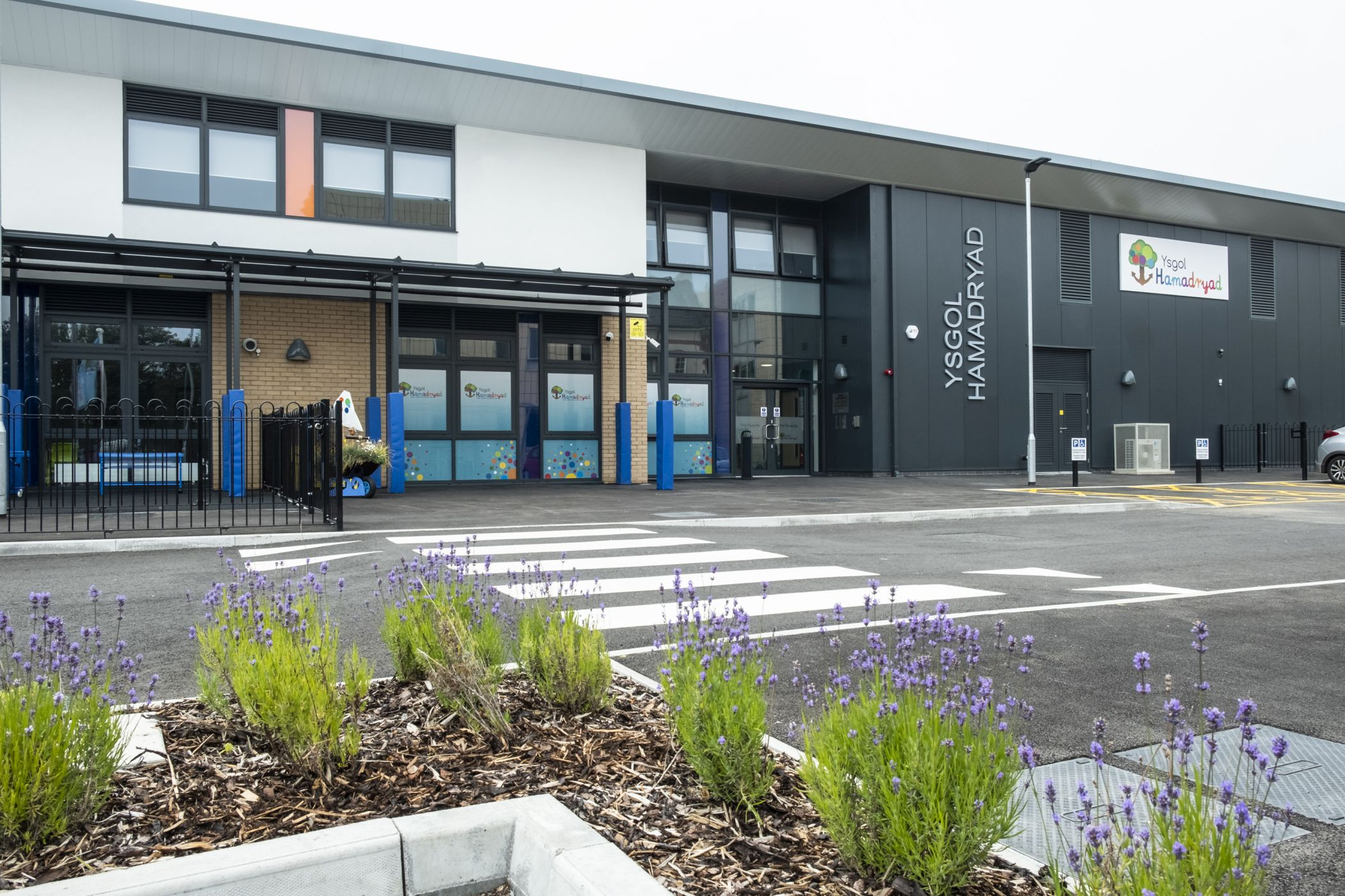 STO INSULATION SOLUTION ACHIEVES EXCELLENT MARKS ON CARDIFF SCHOOL PROJECTS