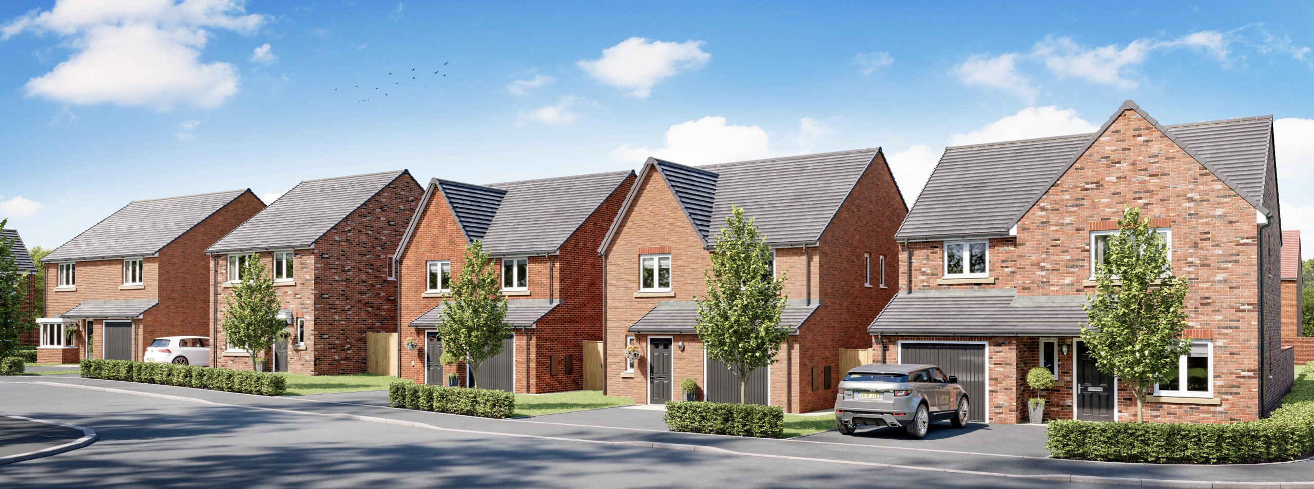 Housebuilder to Deliver New Homes in Lancashire