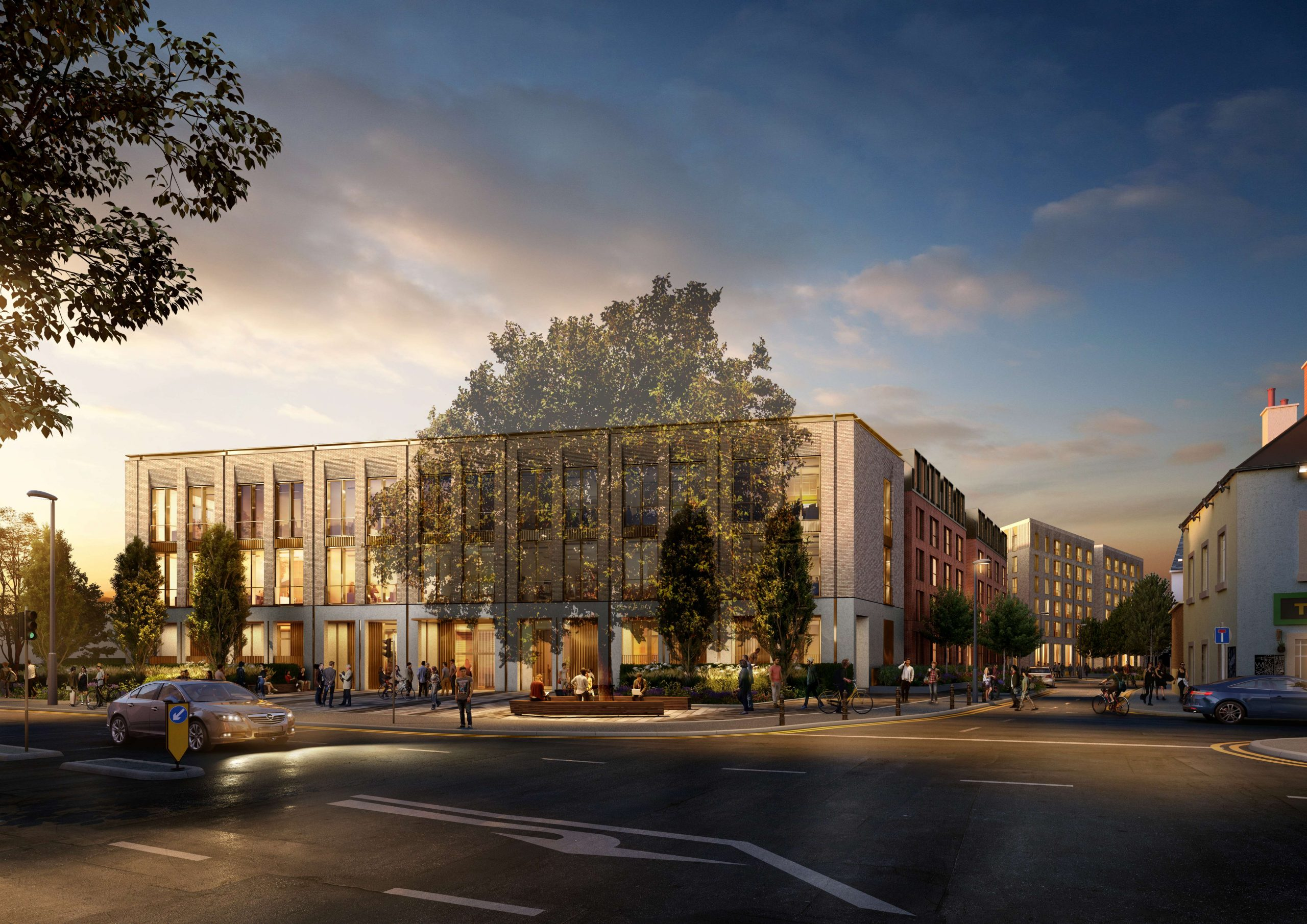 Unite Students wins planning approval for £57m development in Nottingham