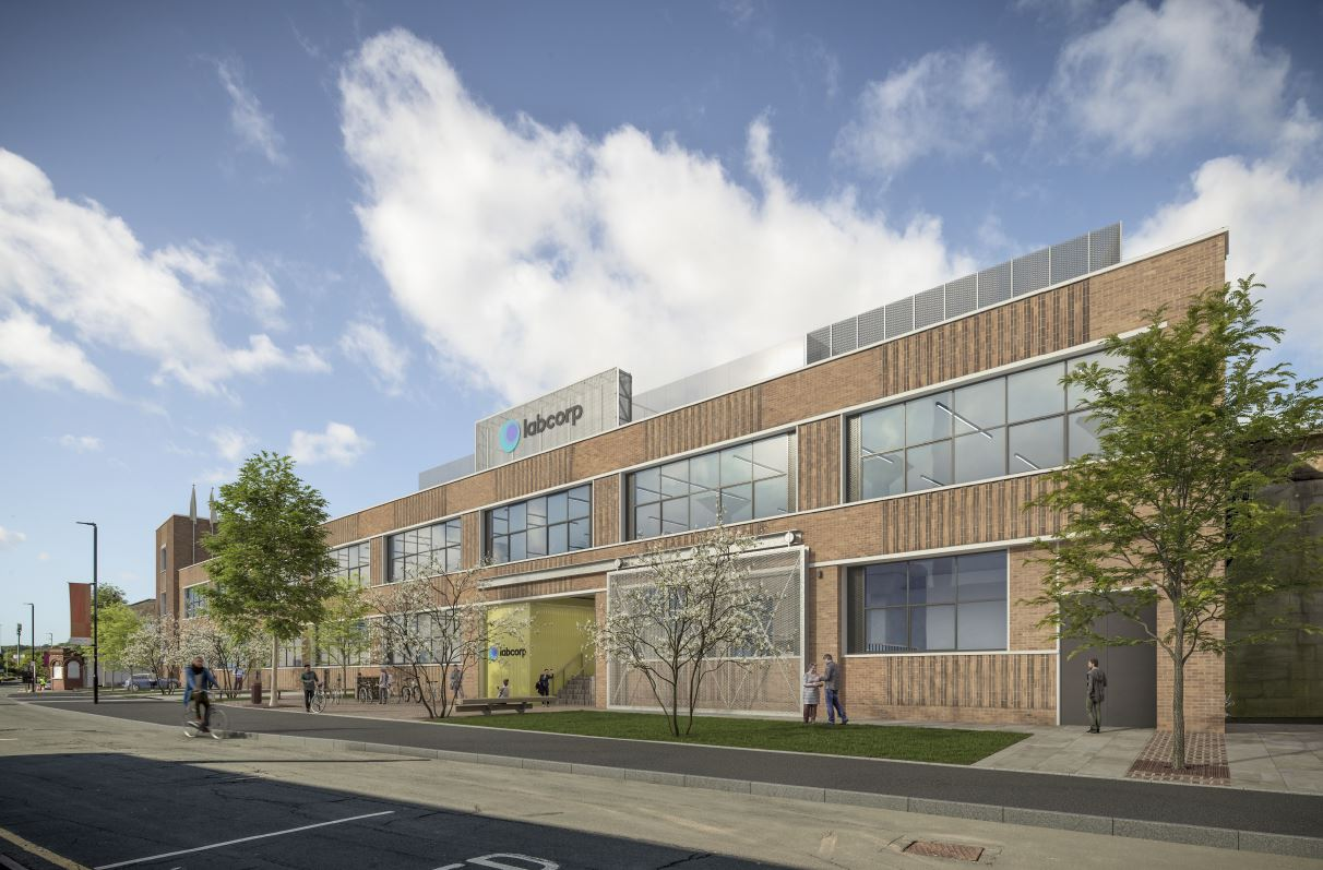 UK CENTRE OF EXCELLENCE TO BE DELIVERED IN LEEDS' TEMPLE DISTRICT