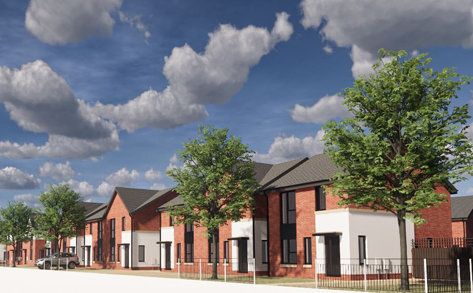 HMS Developing £23 million Housing Scheme in Huyton