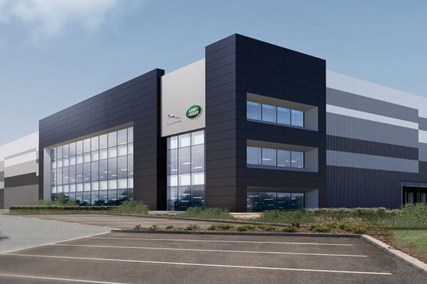 Winvic Appointed to Construct UK's Largest Ever Single Occupier Logistics Park for Tenant Jaguar Land Rover