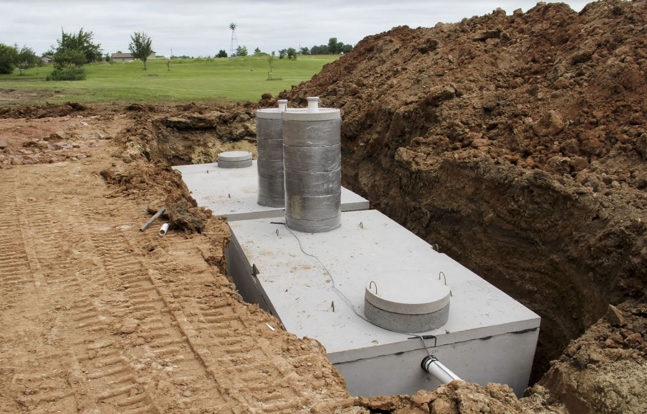 The Pros And Cons of Septic Tanks