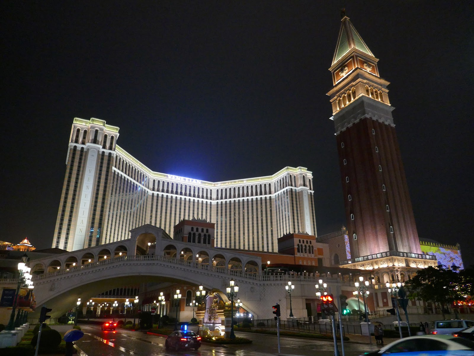 Three largest casinos in the world