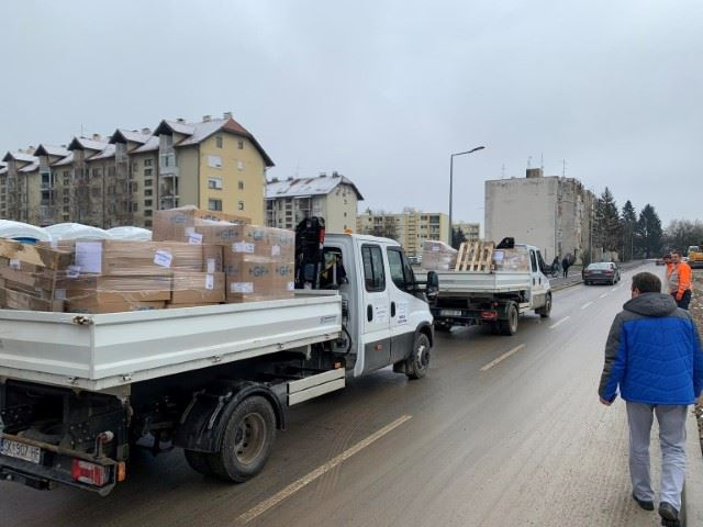 GF Piping Systems donates 5'000 ELGEF Plus Fittings to quake-stricken Croatia
