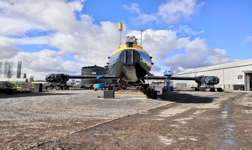 Osprey Awarded Contract to Load Out World's Most Powerful Tidal Turbine