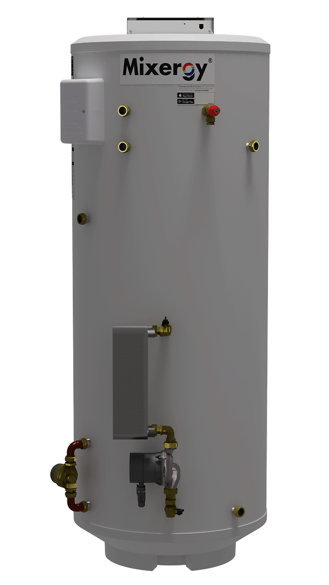 Mixergy Launches Heat-Pump Ready Water Tank