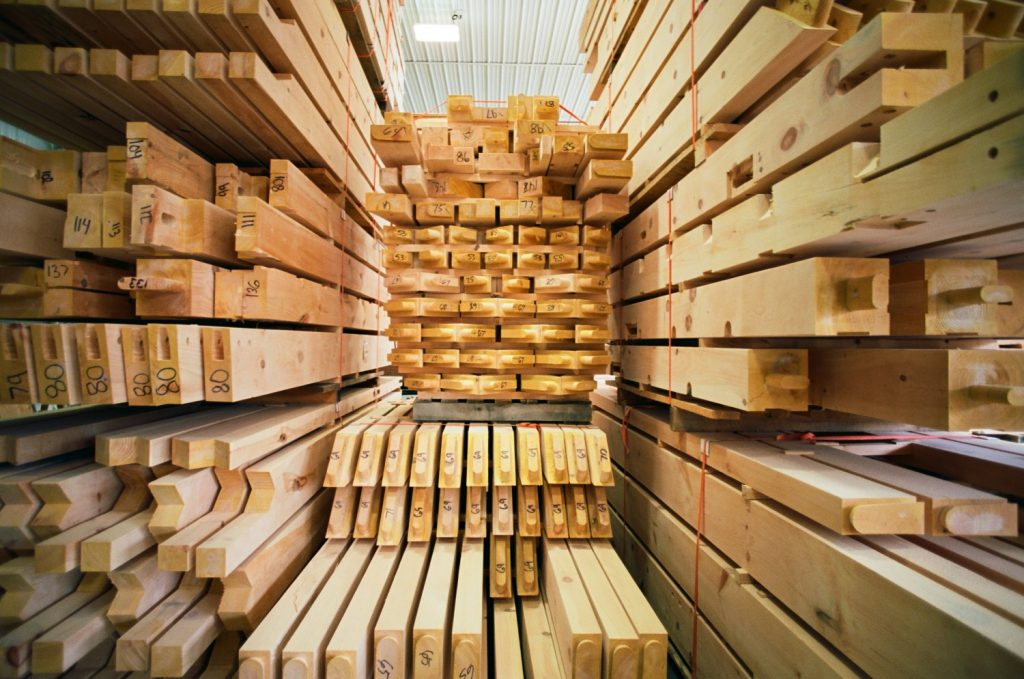 Timber industry resilient but Brexit brings trade friction, survey finds