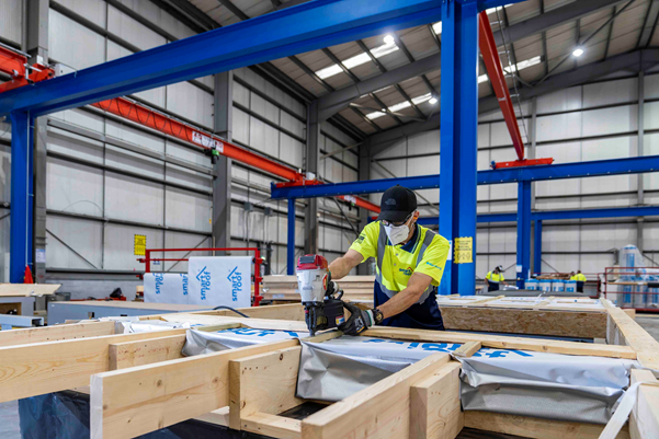 Smartroof Boosts Offsite Production Capability