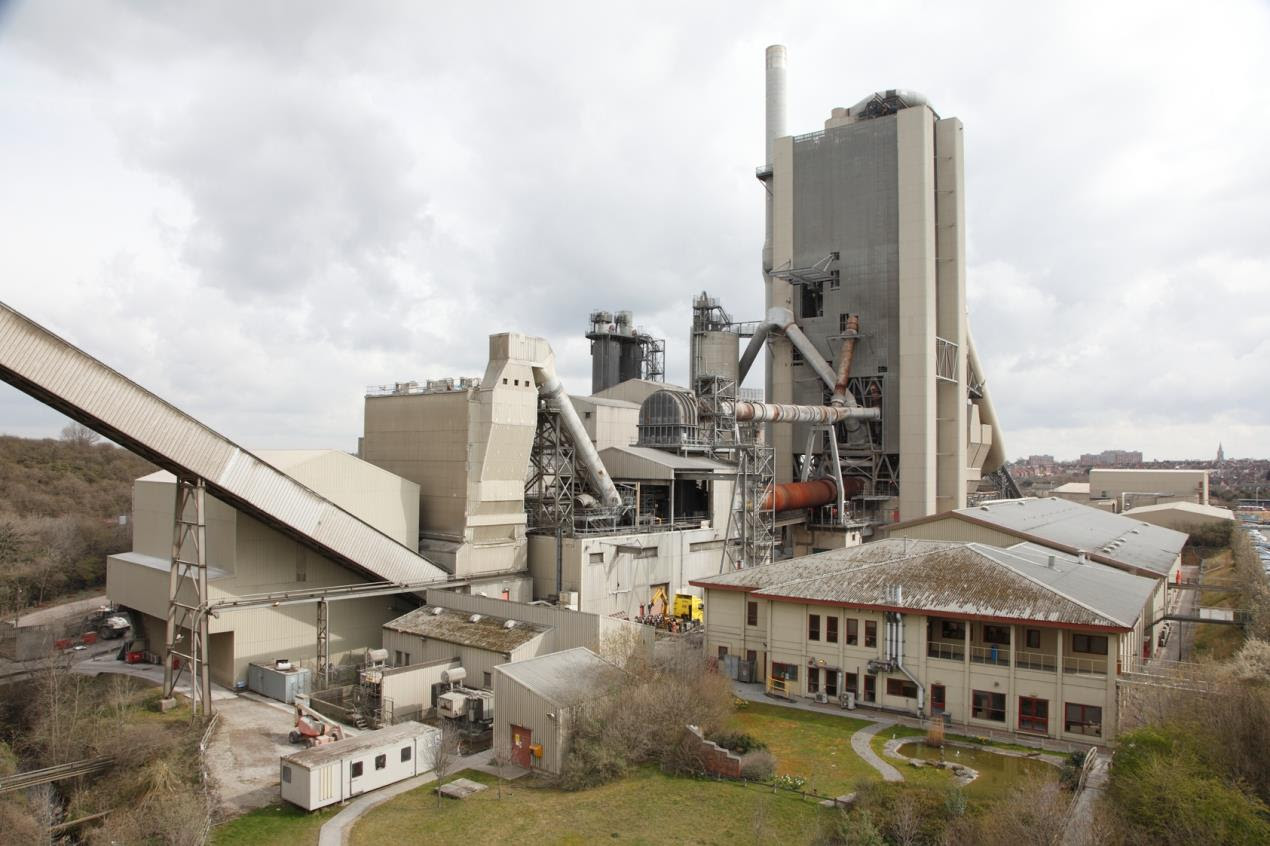 CEMEX Invests to Phase Out Fossil Fuels at Plant