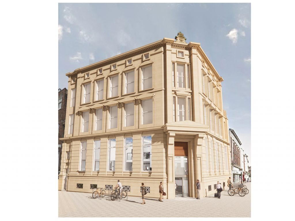PLANS FOR HULL'S FORMER HSBC BUILDING ON WHITEFRIARGATE REVEALED