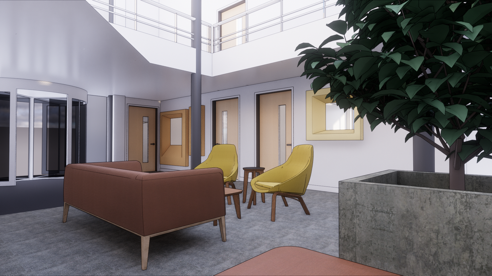 Work starts on refurbishment of Innovation Suite at Arts University Bournemouth