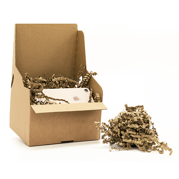 Kite Packaging have brought to market their new range of reusable, recyclable and biodegradable shredded paper