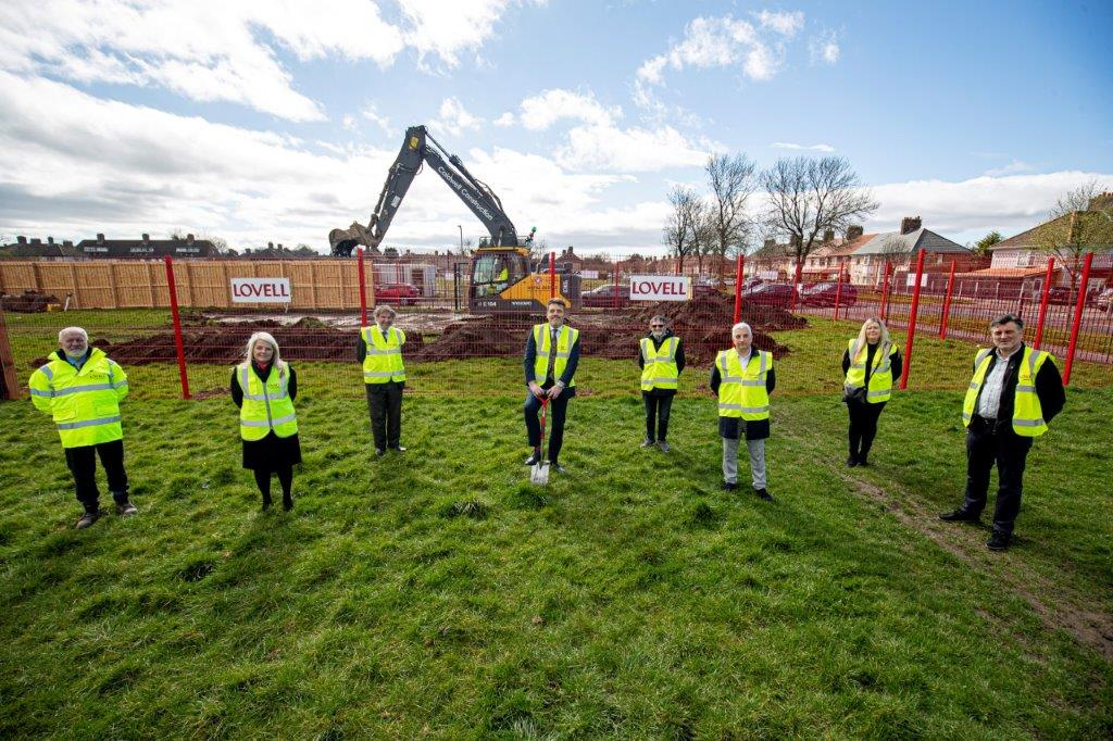 MAJOR LIVERPOOL REGENERATION SCHEME STARTS ON SITE