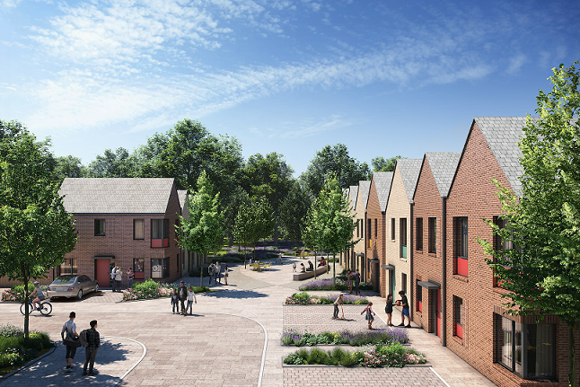 PLANS SUBMITTED FOR 116 BUILD-TO-RENT HOMES IN ELY