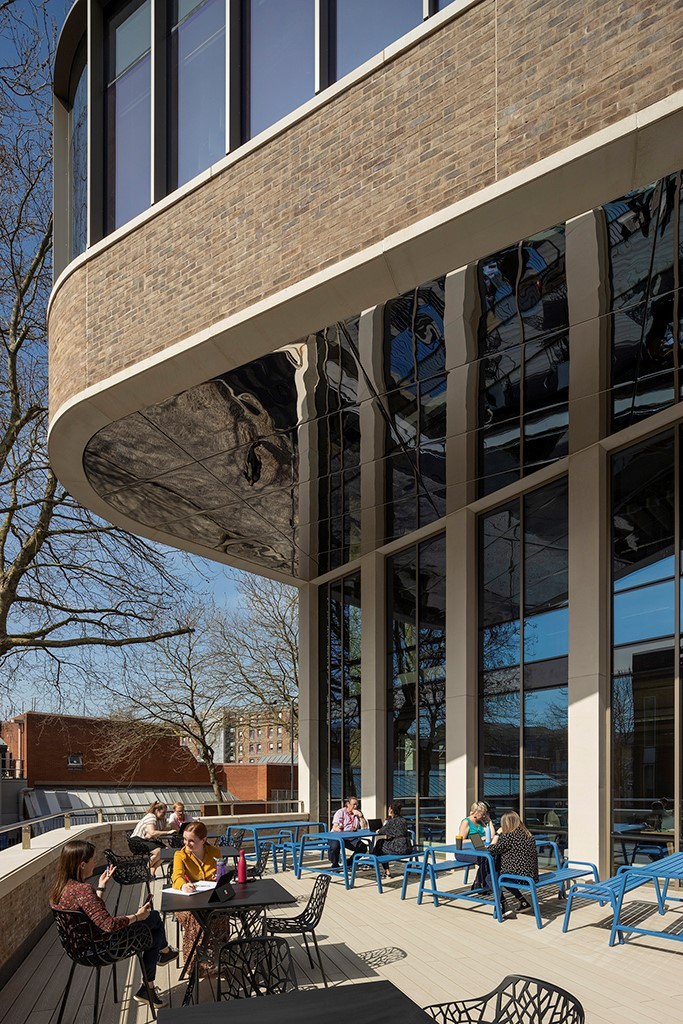 Henry Brothers completes new £9m centre for enterprise at Nottingham Trent University