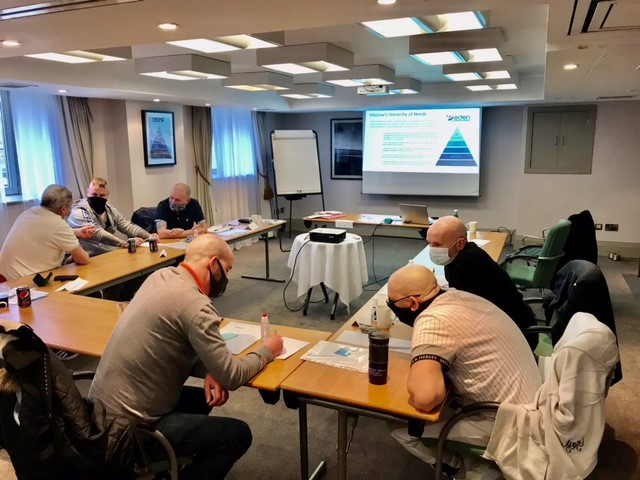 Bespoke Upskill Training for Hargreaves Industrial Services