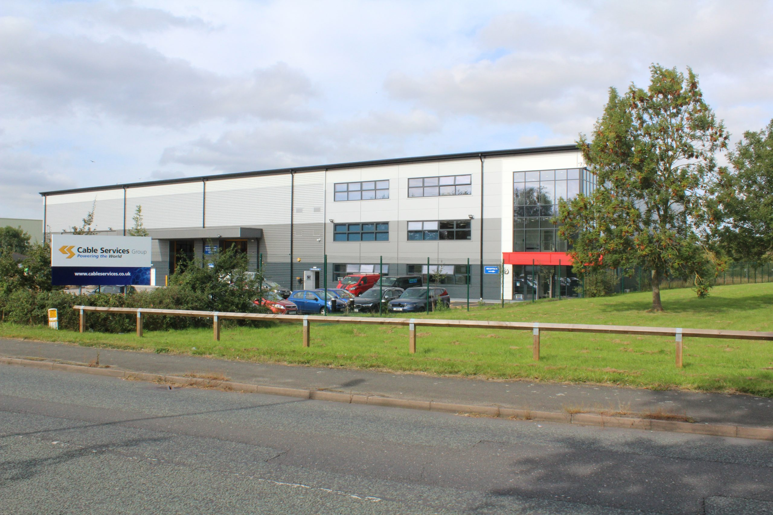 Cable Services moving into a new purpose build Head Office