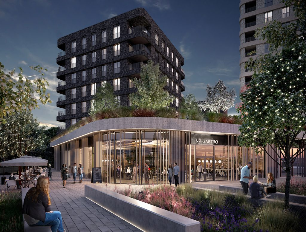 Network Homes gets green light for a total of 1,600 new homes at Northwick Park Hospital