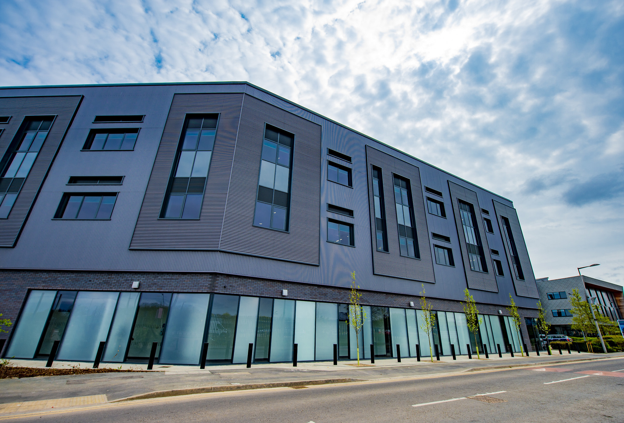 STEPNELL CEMENTS CLIENT RELATIONSHIPS WITH NEW COMMERCIAL BUILDS