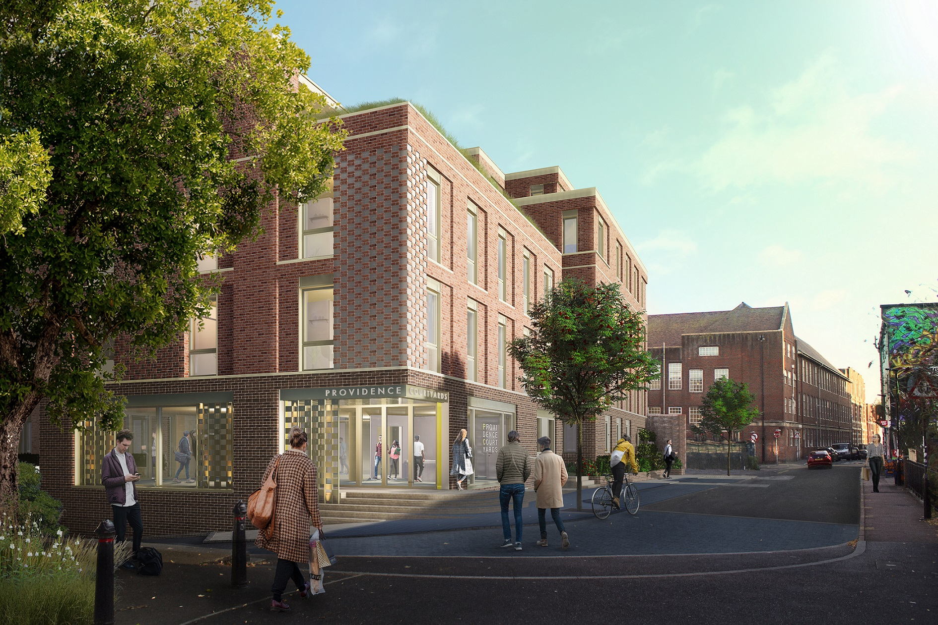 Plans Revealed for Regeneration Development in Brighton
