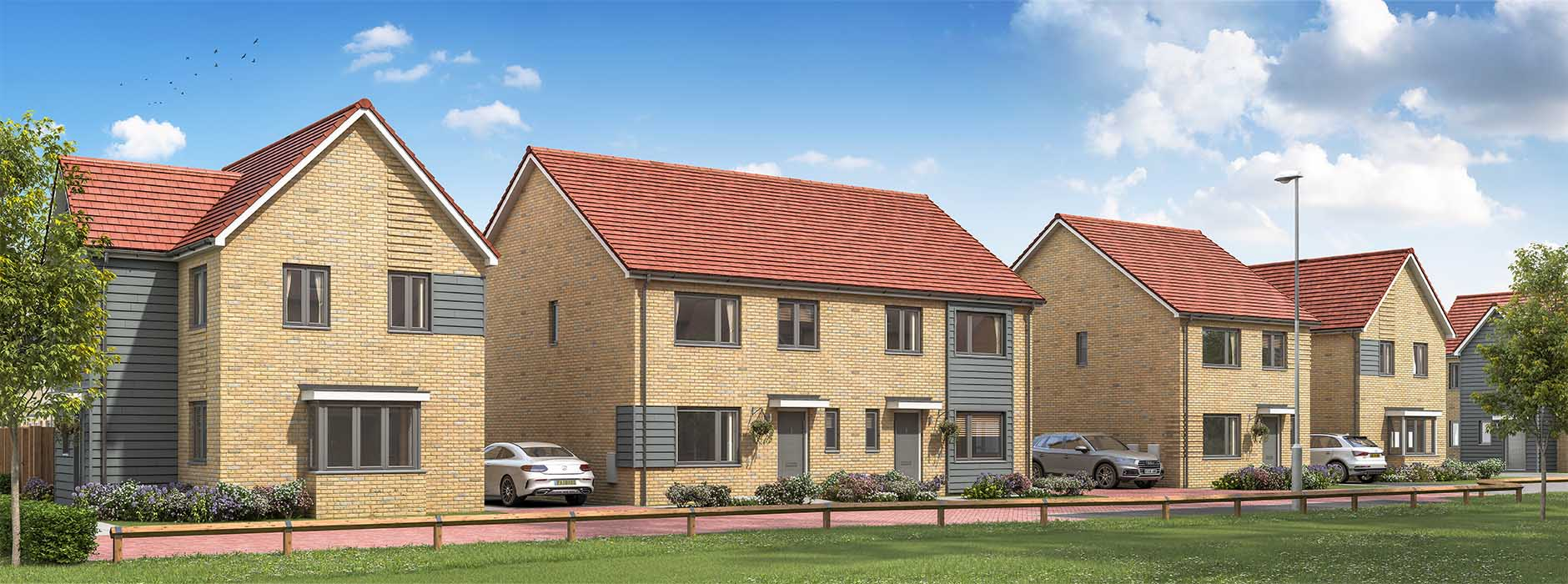 Keepmoat Homes Starts Delivery of Belgrave Place