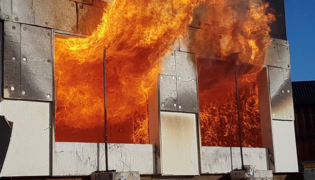 Just 1% of buildings complying with vital fire safety measure