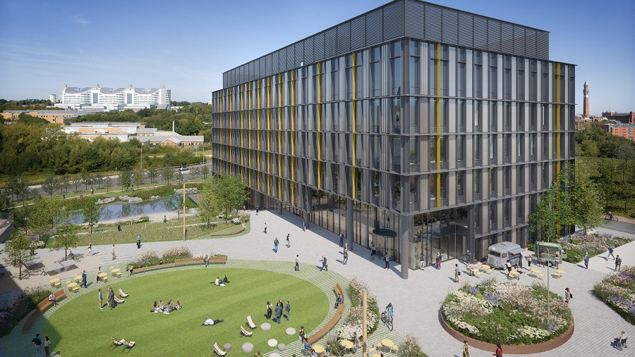 Proposals for R&D Centre Get Green Light