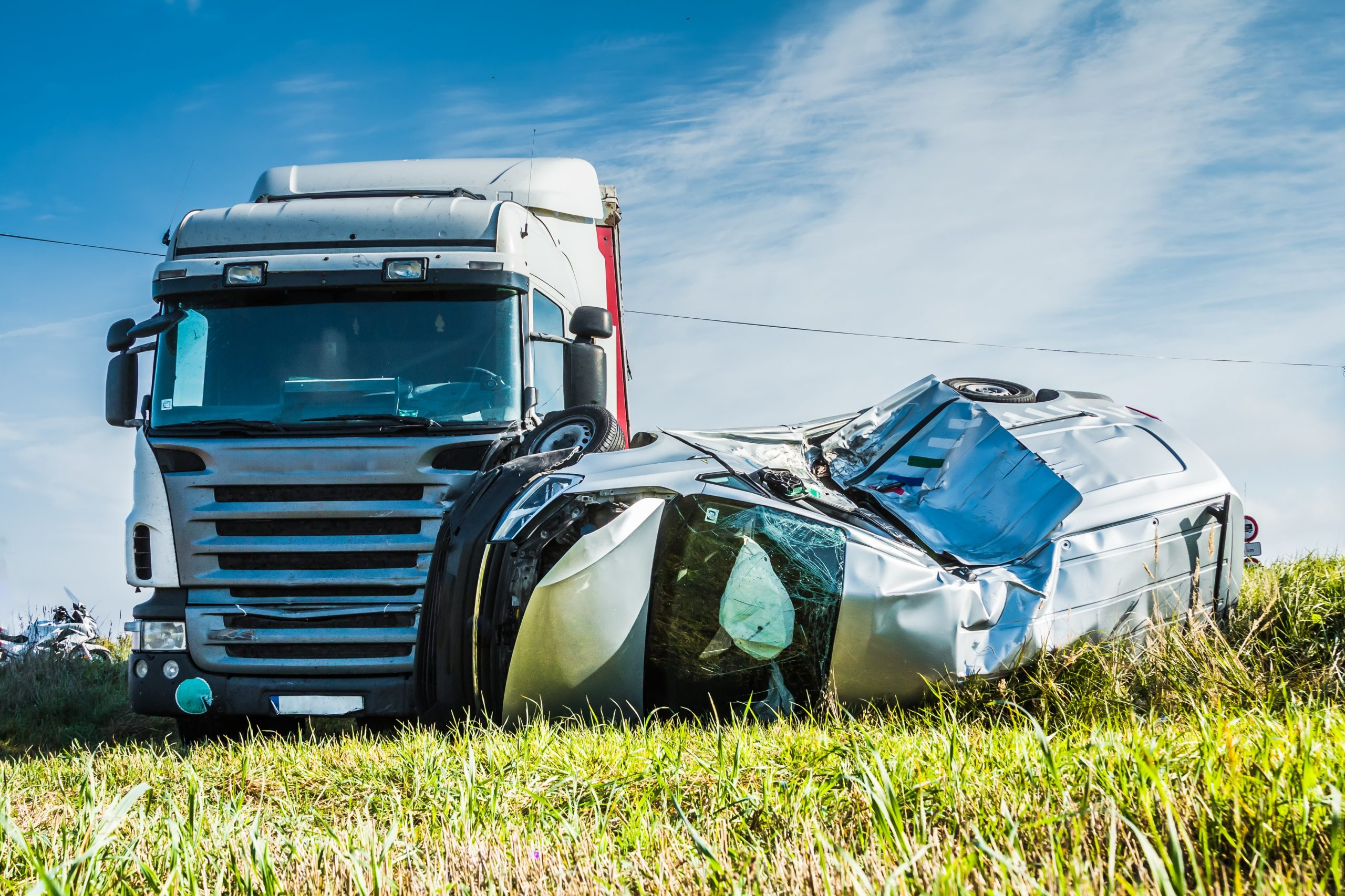 What To Do If You're Involved In A Truck Accident