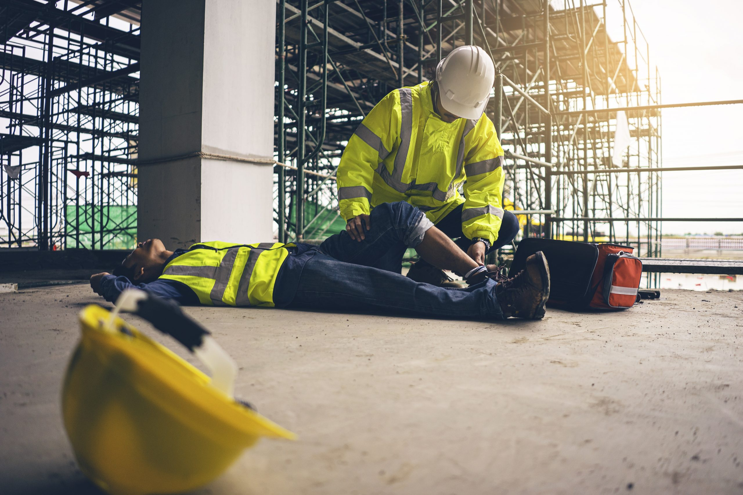 What To Do In Case Of A Construction Site Accident