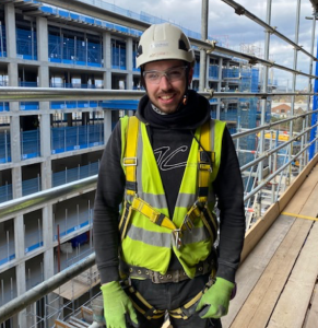 A Career in Scaffolding, from Apprentice to Scaffold Director