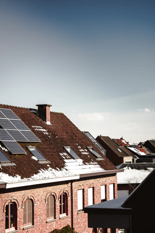 Efficacy of Solar Power on A Modern Home