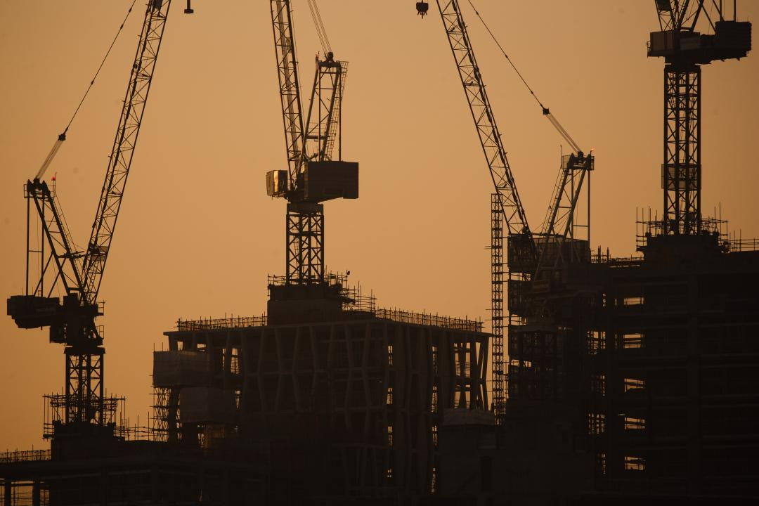 Building optimism for the construction industry's recovery