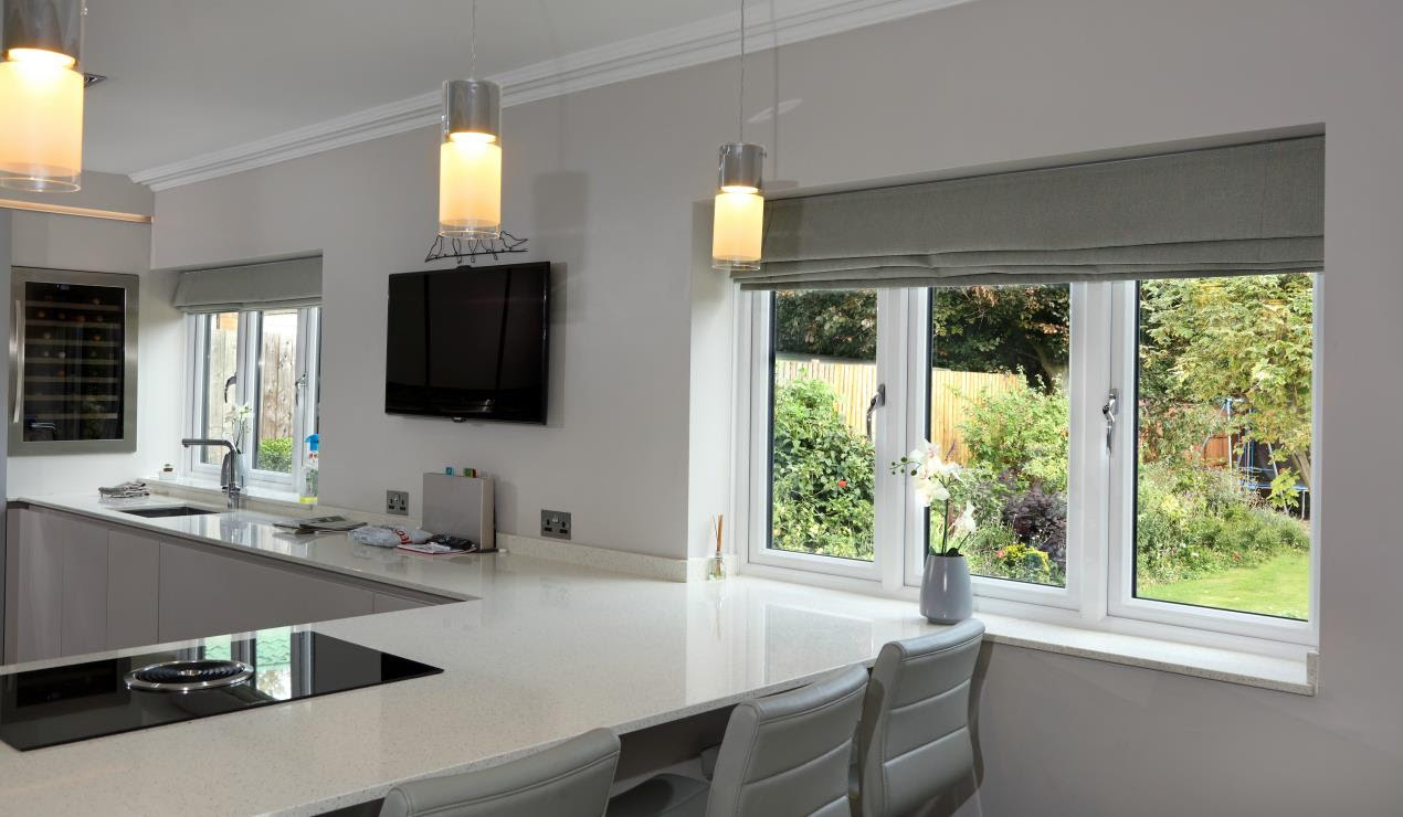 Four Reasons Your Home Needs Double Glazing