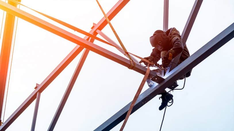 Working at Height breaches increase by 84% on construction sites