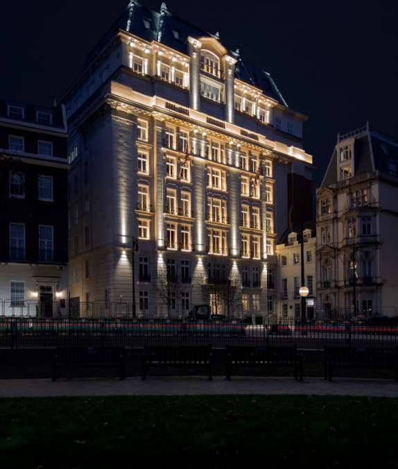 Forme UK Design and Architecture Ltd completes redevelopment of 25 Berkeley Square in London