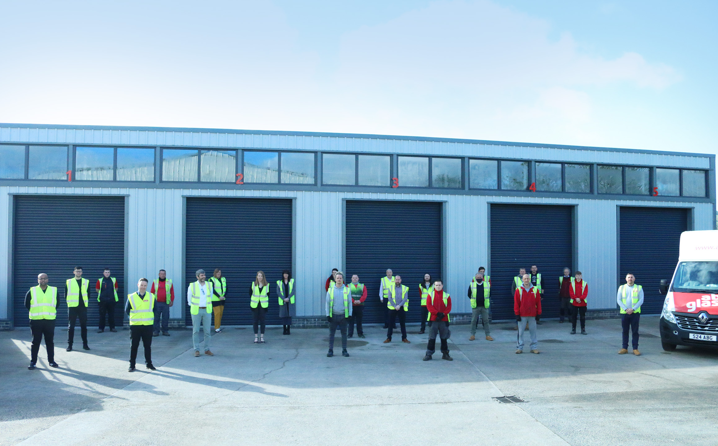 AB Glass expands production capacity with six-figure investment