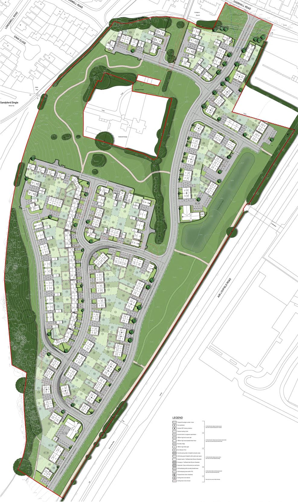 LOVELL PARTNERSHIPS SET TO DELIVER TWO SIGNIFICANT EAST MIDLANDS SCHEMES