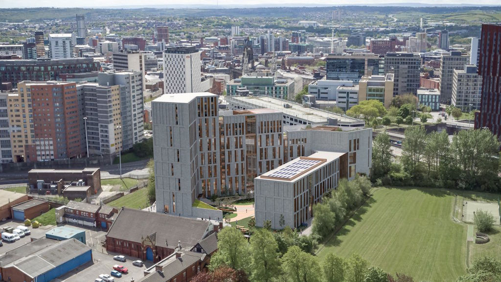 GMI appointed on major new 604-bed student scheme in Leeds