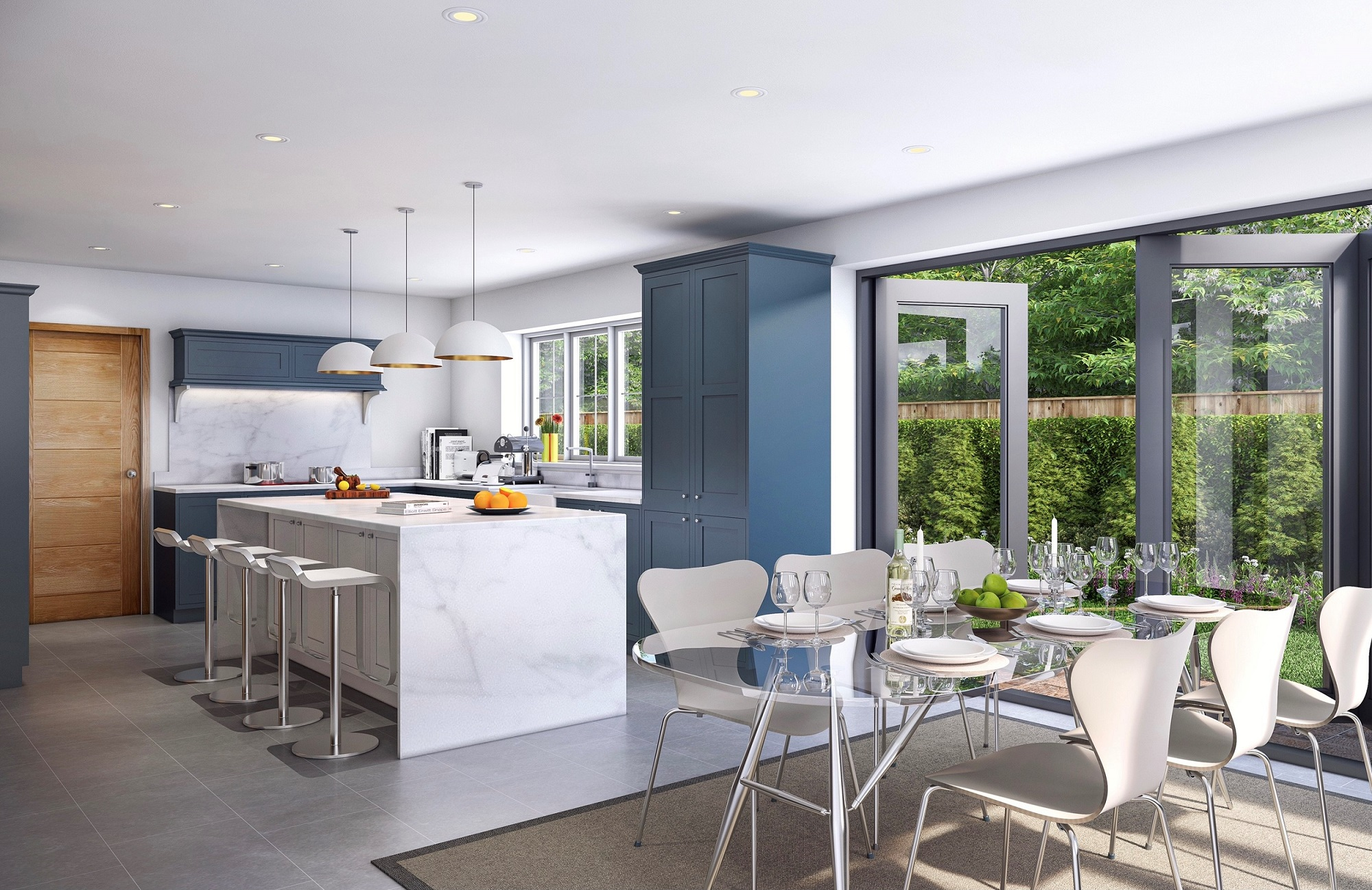 Six Reasons a Kitchen Is the Heart of Every Home