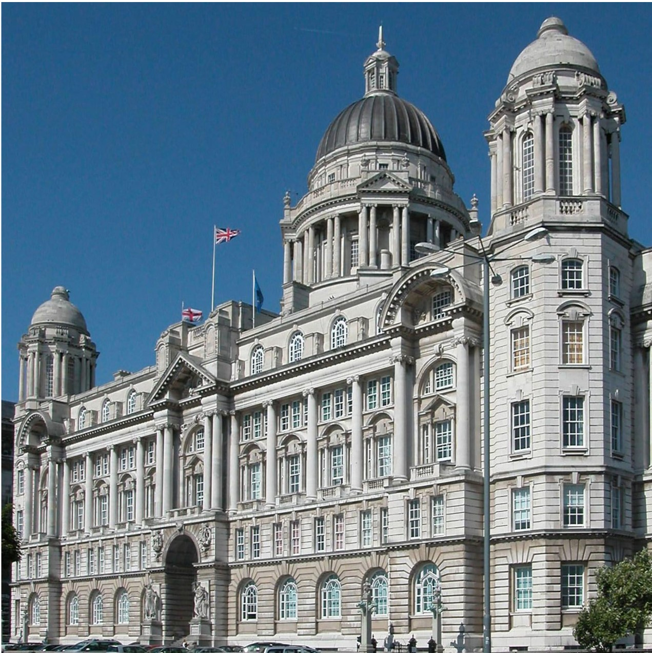 CBRE SUBMITS PLANS TO TRANSFORM PORT OF LIVERPOOL BUILDING
