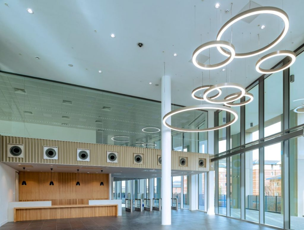 NEW GOVERNMENT HUB IN NOTTINGHAM COMPLETES CONSTRUCTION