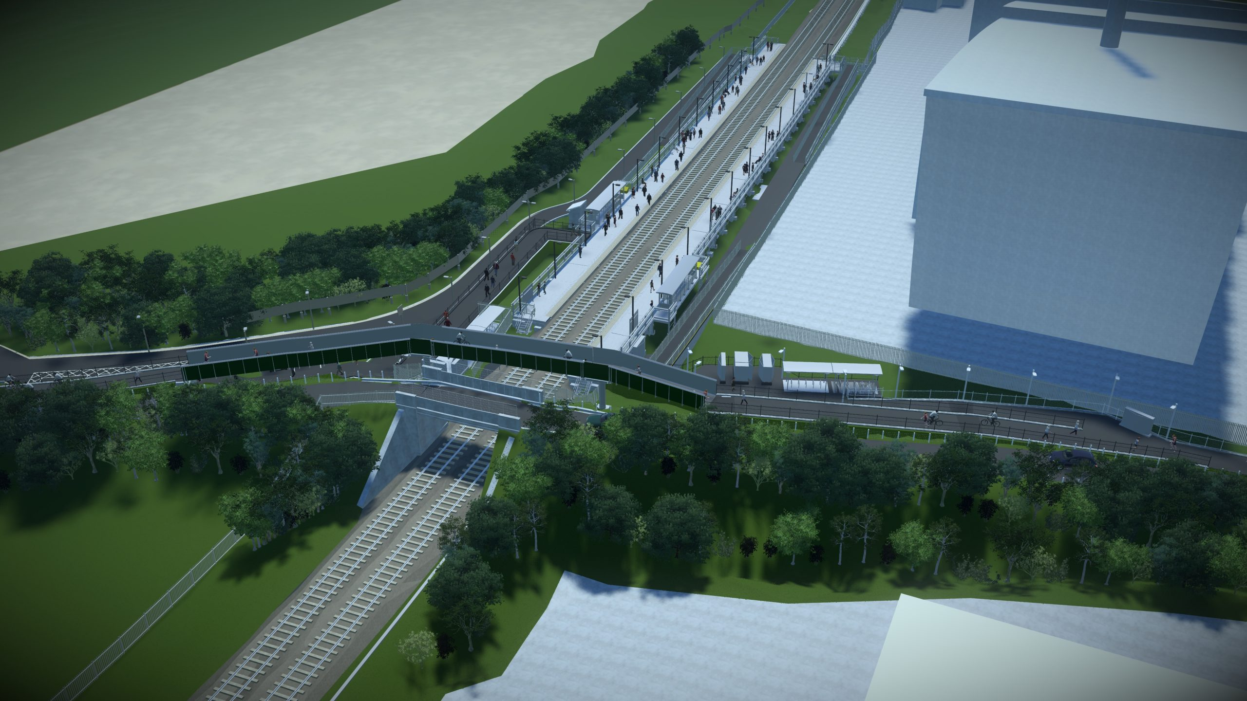 GRAHAM commences construction of new £16m Marsh Barton Station