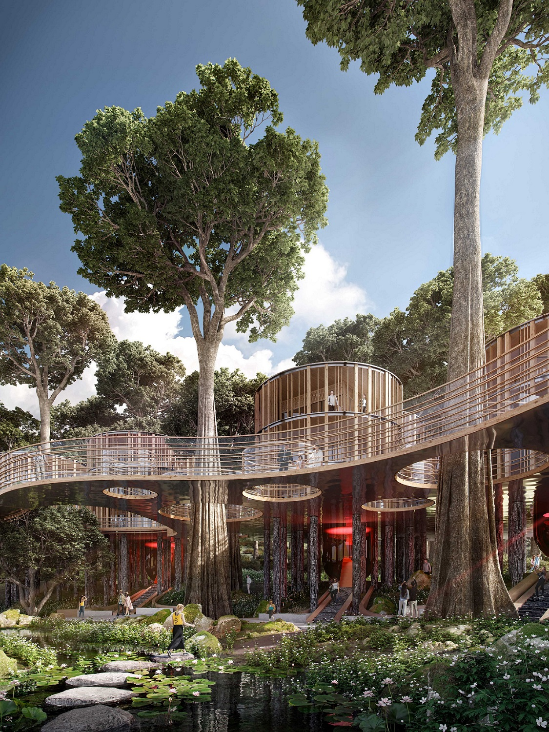 UK Firm Shortlisted for Global RIBA Competition