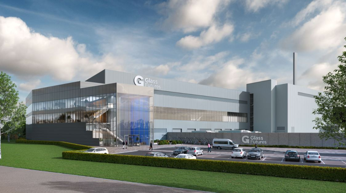 PLANNING PERMISSION GRANTED FOR £54MILLION GLASS FUTURES DEVELOPMENT