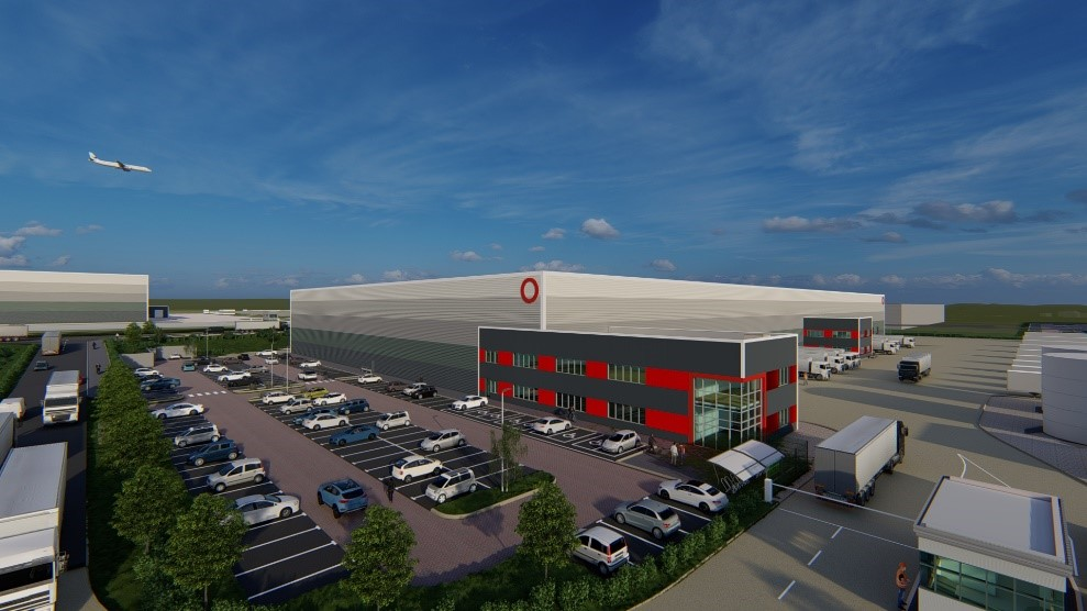 SEGRO Appoints Winvic for Eighth Industrial Warehouse at SEGRO Logistics Park East Midlands Gateway