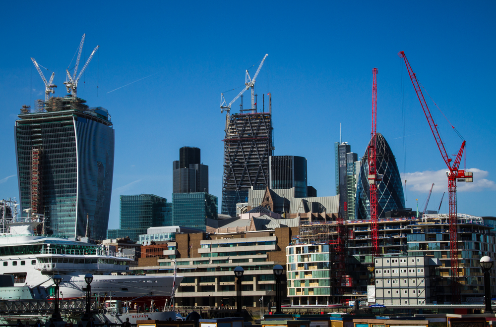 UK construction employment rises for first time in two years